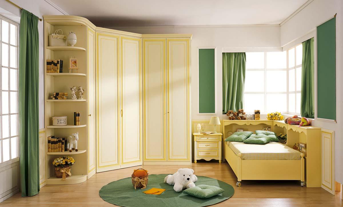 Pannelli Decorativi Per Camerette camerette classiche - primobili