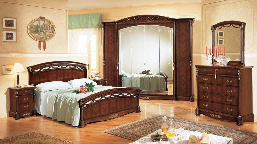 Camere classiche primobili - Pittura per camera da letto classica ...