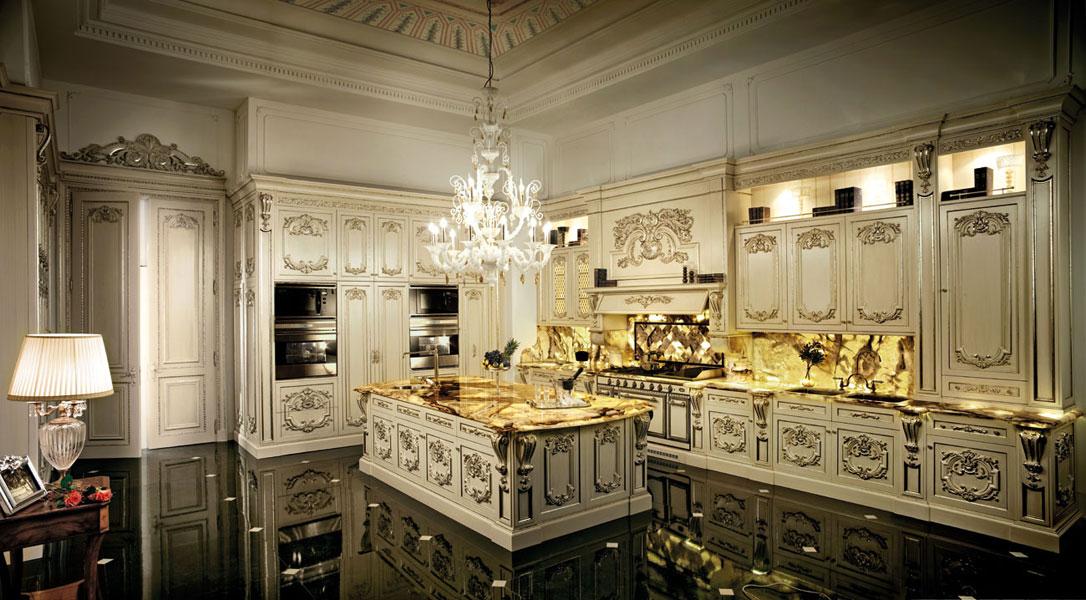 Barocco primobili arredamenti soriano calabro vv for Mobili stile barocco moderno